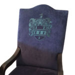 Custom,Embroidery,Family crest,